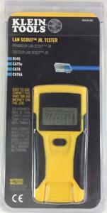Klein Tools  VDV526-052 Lan Scout JR Tester - Brand New!!!