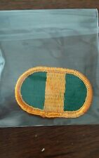 US Army 16th MP Brigade airborne wings Oval patch