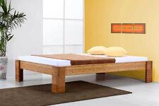 BALI Bambusbett 200x200cm, 20cm / 30cm oder 40cm Bett Höhe, NEU!