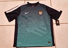 NWT Authentic NIKE Manchester City Squad  Jersey Men's 2XL