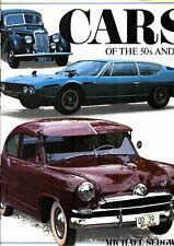 CARS OF THE FABULOUS 50s AND 60s HBDJ SAAB PORSCHE MERCEDES ALFA ROMEO CORVAIR