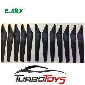 3 FULL SET X ESKY 4CH LAMA V4 V3 HELICOPTER BLADES PART 283/284 - FACTORY STOCK