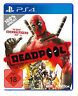 Deadpool (Sony PlayStation 4, 2015, DVD-Box)