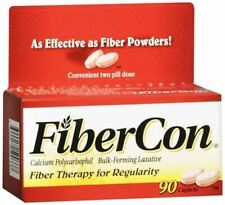 FIBERCON FIBER THERAPY FOR REGULARITY 90 CAPLETS - EXP 04 / 20