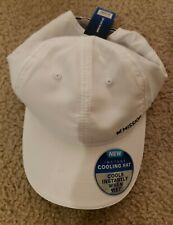 MISSION Enduracool HAT COOLING CAP White New With Tags