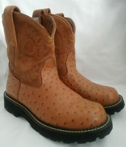 The Ariat Original Fat Baby 4LRBoot Size 7.5B Womens.Color Camel