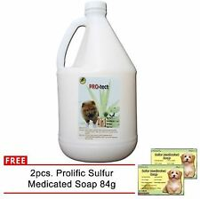 Pro-tect 4 in 1 Shampoo with Anti-tick (1 gallon)