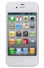 Apple iPhone 4s - 16GB - White (Unlocked) + Free Case