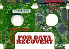 Western Digital WD Scorpio Black 250GB WD2500BEKT 2060-771672-004 Firmware Xfer