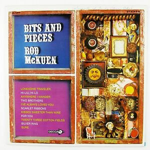 ROD McKUEN Bits And Pieces LP NM- NM-