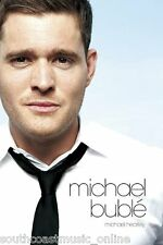 The Michael Buble Story Hardcover Book by Michael Heatley AT THIS MOMENT