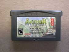 Arthur and the Invisibles: The Game  (Nintendo Game Boy Advance, 2007)