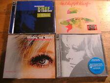 Hildegard Knef [4 CD Alben] In Concert + Tribute + Ich sing ein Lied + Knef