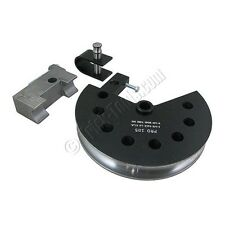 "2"" OD x 6"" CLR 180 Deg Round Tube Die Set for Pro-Tools MB-105HD Bender"