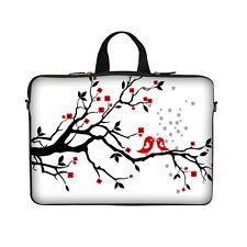 "15"" 15.6"" Laptop Notebook Computer Sleeve Case Bag w Hidden Handle 2619"