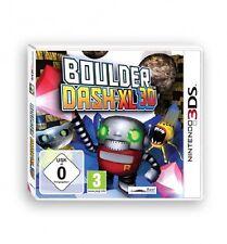 * NINTENDO 3DS NEW SEALED SELECTS GAME * BOULDER DASH XL * BOULDERDASH