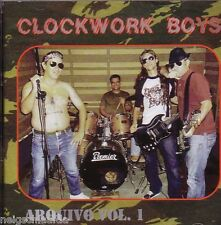 Mécanique, le boys – Arquivo vol.1 CD punk Decibelios oi!