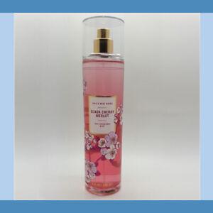 Bath & Body Works Black Cherry Merlot Body Mist 2020 236 mL Skin Nourishment