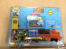 Percy & the Wharf Cars for the Thomas & Friends Take Along & Take-n-Play sets