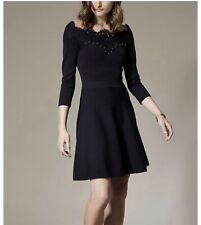 6dd57e3dcdc Karen Millen Bardot Mini Dress Size S RRP £199