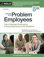 Dealing With Problem Employees: How to Manage Performance & Personal Issues in t