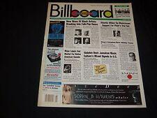 1994 AUGUST 6 BILLBOARD MAGAZINE - GREAT MUSIC ISSUE & VERY NICE ADS - O 7256