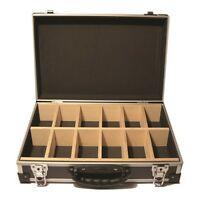 Dominion Koffer mit Holztrennung Holzinlay