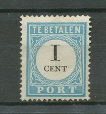 Nederland Port  3 A I ongebruikt