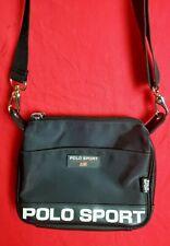 Vintage Polo Ralph Lauren Polo Sport Side Bag Purse