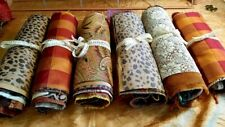 High End Dead Stock and Re-claimed Fabric Bundles