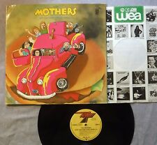 The Mothers Just Another Band From LA LP Discreet DIS 44 179 Stereo 1976 Germany
