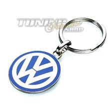 Original VW Schlüsselanhänger Schlüssel Emblem Anhänger VW Logo in Blau / Weiss