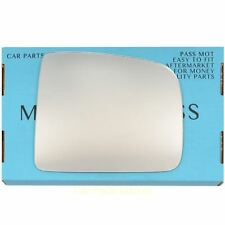 Right Driver side Flat Wing door mirror glass for Lexus RX 300 2000-2003