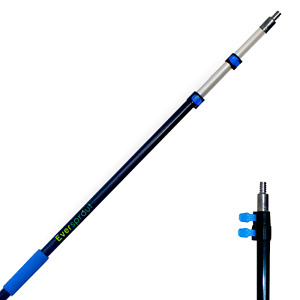 EVERSPROUT 6.5-to-18 Foot Telescopic Extension Pole (25 Ft Reach)