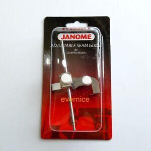 Genuine Adjustable Seam Guide #795806102 For Janome 900Cpx, 1000Cpx Coverpro