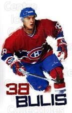2003-04 Montreal Canadiens Postcards #5 Jan Bulis