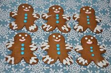 Gingermen Gingerbread Molasses  Cookies! 9 Holiday  Christmas Cookie  Gift!