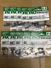 Tamiya 84195 RC 3mm O-Ring (10pcs,Black) 10 pcs