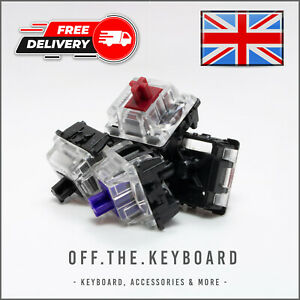 Gateron Optical Switches for SK64 GK61 DK61 Mechanical Keyboard Replacement lot