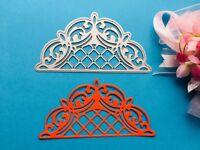 Metal Die Cutter Handmade Wedding Invitations Envelope Border Cutting Die DC030