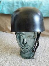 German WW2 Fallschirmjager paratrooper Helmet see listing