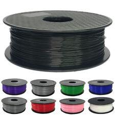 Premium 3D Drucker Filament 1,75MM 1kg/2.2lb 3,MM PLA ABS PETG TPU Holz MakerBot