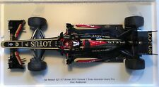 Spark Kimi Räikkönen #7 Lotus Renault E21 GP Australien 2013 Neu+OVP 1:18