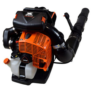 ECHO Backpack Blower with Tube-Mounted Throttle 211 MPH PB-9010T