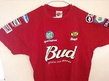Winner's Circle NASCAR Bud #8 Dale Earnhardt Jr. Short Sleeve T Tee Shirt 2XL