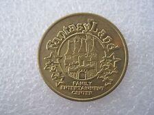 Fantasyland Family Entertainment Center Seekonk Massachusetts Token Coin 0507-4
