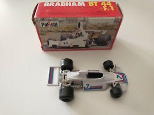 POLISTIL RJ 5 BRABHAM BT 44 SCALA 1/55