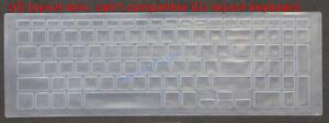 Keyboard Skin Cover Protector for Samsung 700Z5C,700Z5B,450R5E 450R5V NP510R5E