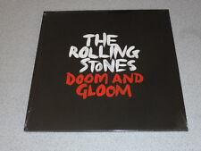 "THE ROLLING STONES - Doom And Gloom - 10"" Vinyl / Neu & OVP"