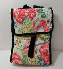 Wonderful Flower Lunch Bags Box Cooler Bag Tote Insulated Multi Floral
